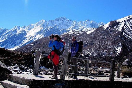 1 Uke Langtang Trekking i Nepal fra...