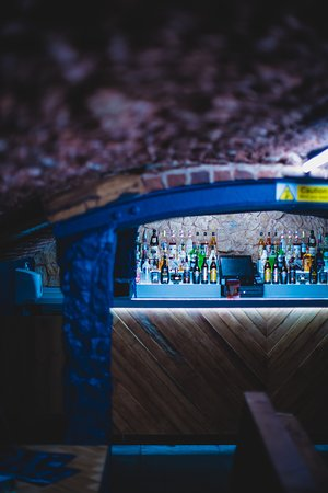 OUR COCKTAIL BAR IS AVAILABLE FOR PRIVATE HIRE