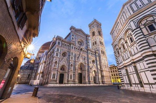 Visite guidée de Duomo Express avec accès spécial coupe-file : Duomo Express Guided Tour with No-Wait Access