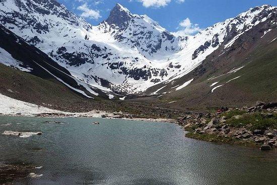Experiencia de 3 días en los Andes...