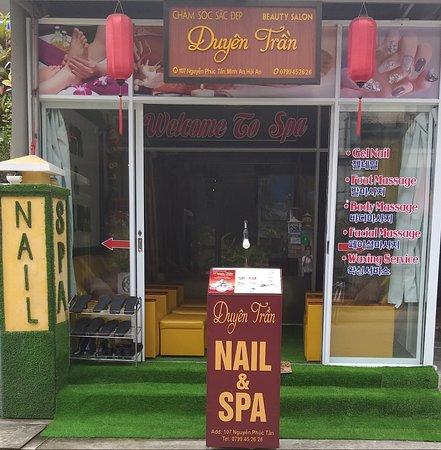 Duyen Tran Nail & Spa