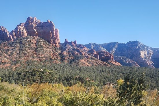 3 jours Sedona Grand Canyon Horseshoe...