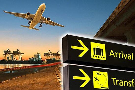 Transfert depuis l'aéroport de...