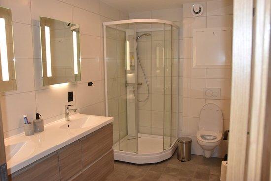 Sulitjelma, Norway: Bathroom