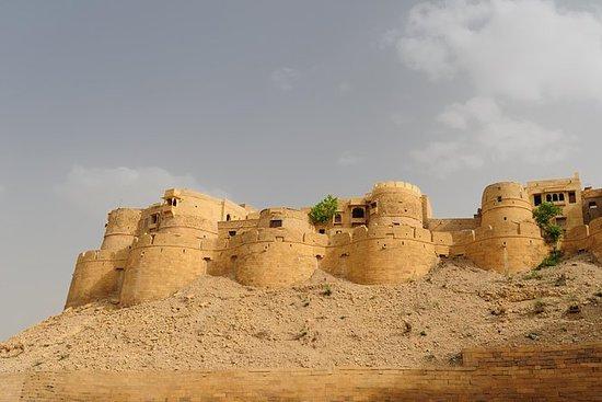 Rajasthan Desert Private Tour fra...