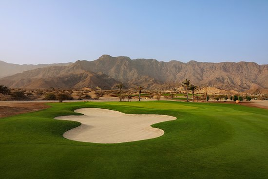 As Sifah, โอมาน: Great course conditions