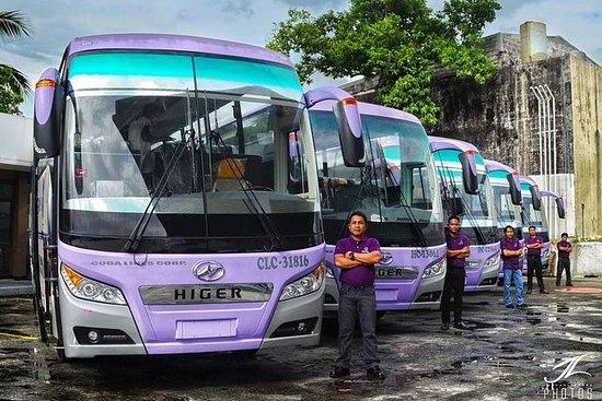 Banaue para Manila VIP Bus