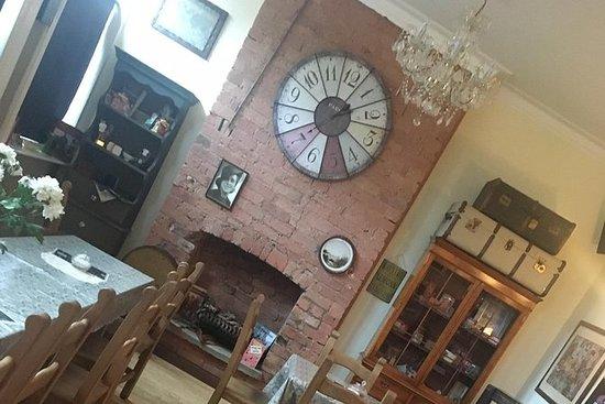 Les thés fantômes de Nottingham...