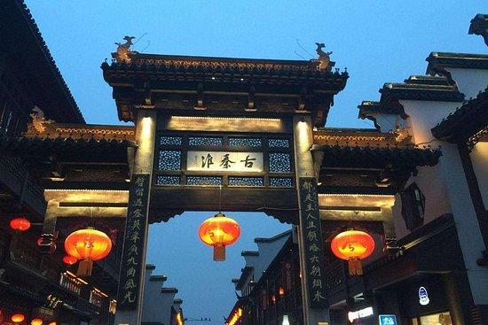 Auténtico recorrido local de Nanjing...