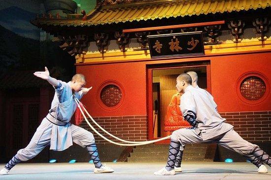2-dagers privat tur til Shaolin...