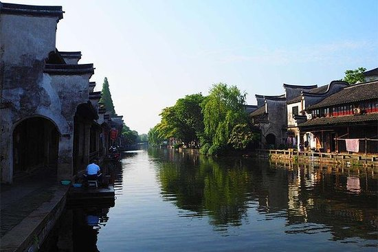 Nanxun Ancient Water Town Privat...