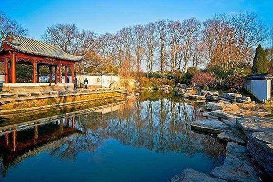 Visite privée à Nanjing: mausolée de...