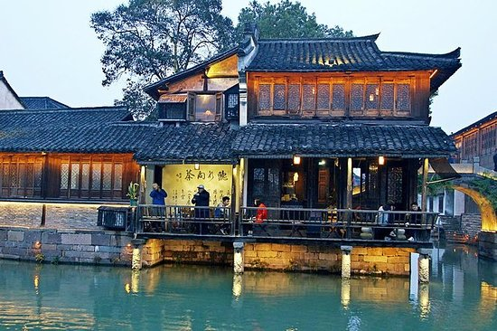 Dybde Wuzhen Water Town Private Tour...