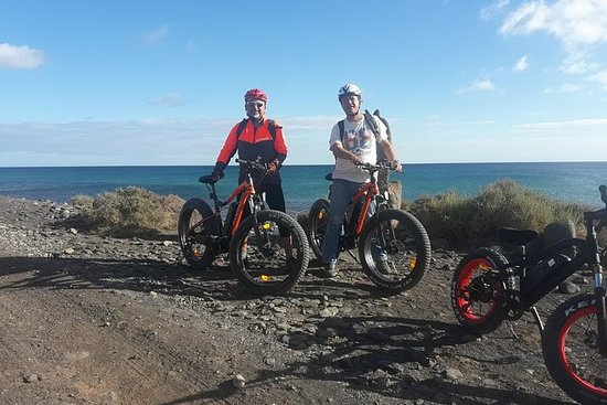 E-sykkel (Fat Bike) Tour i Costa...