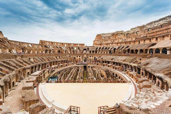 Tour Privado do Coliseu e do Fórum...