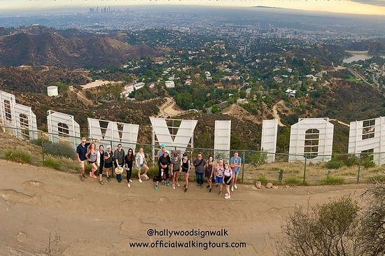 Hollywood Sign Experience...