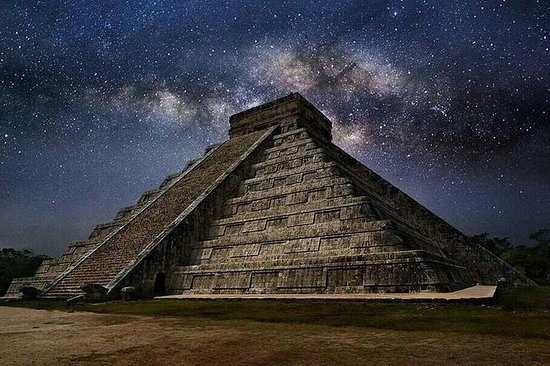 Chichen-Itza Plus from Cancun ( Food...