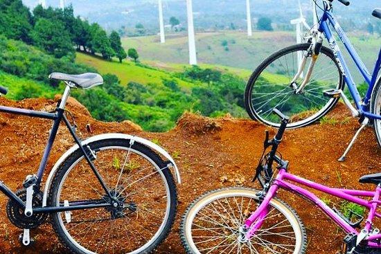 Ciclismo en Ngong Hills Nairobi
