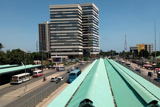 A Walking tour of Dar es Salaam City