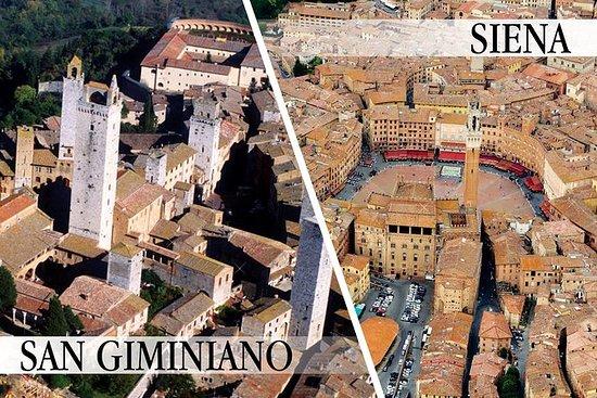 Excursión de un día a Siena y San...