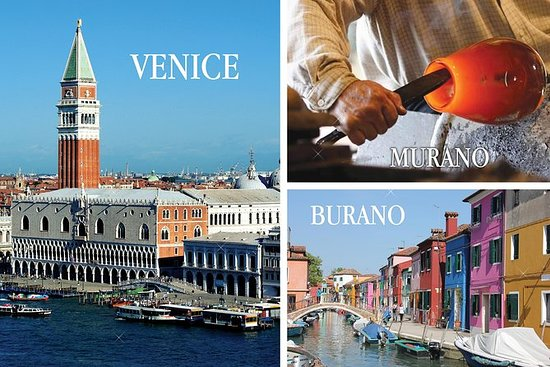 Venice Luxury Private Day Tour from