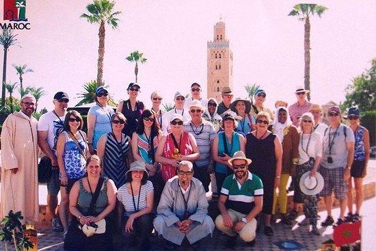 Guia turístico em Marrakech para...