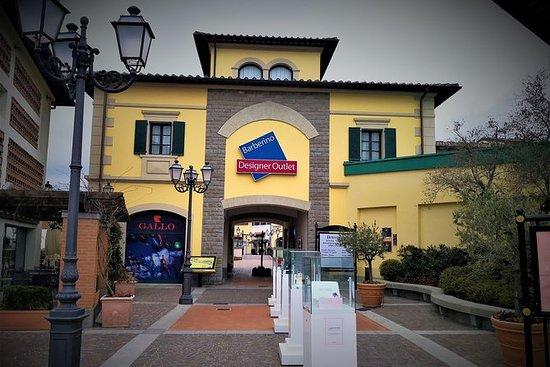 從Montecatini Terme到Barberino...