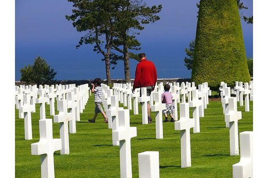 D-Day tour privado Omaha Beach de...