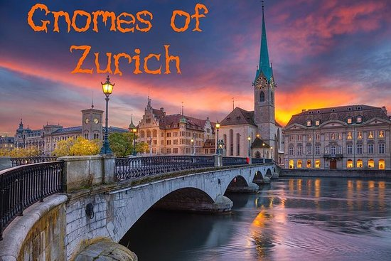 Gnomes of Zurich: exciting stories...