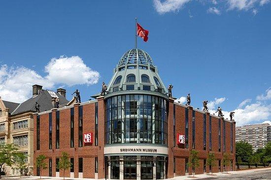 Museum Entre - Grohmann Museum