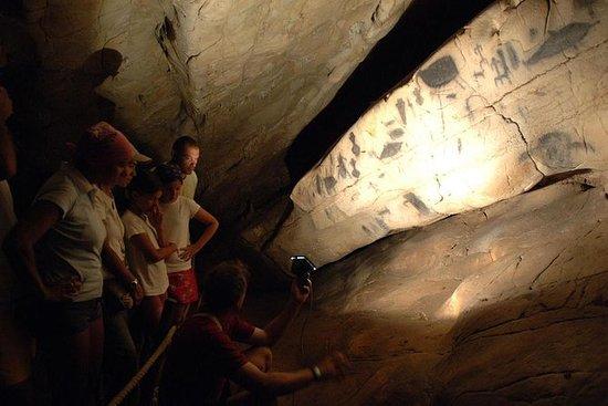 Île de Levanzo: explorez la grotte...