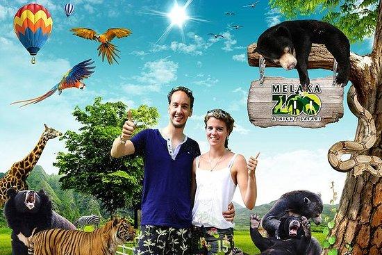 Melaka Zoo Night Safari Admission...