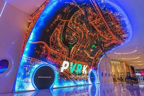 VR Park Dubai - UNLIMITED