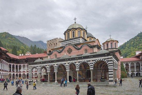 Monasterio de Rila e Iglesia de...