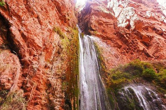 Perolniyoc Waterfall Trek 1 Day...