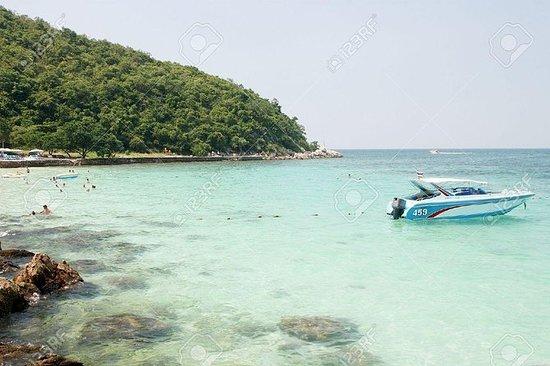 Coral Island (Koh Larn) Full dagstur...