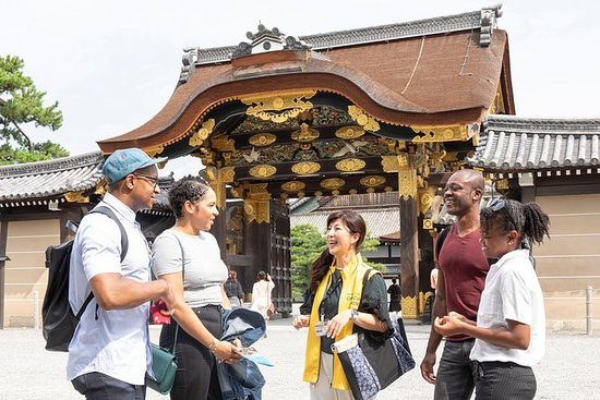 Nijo Castle Official English Guided...