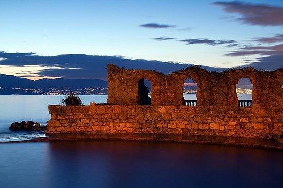 Opatija e ilha de Krk a partir de...