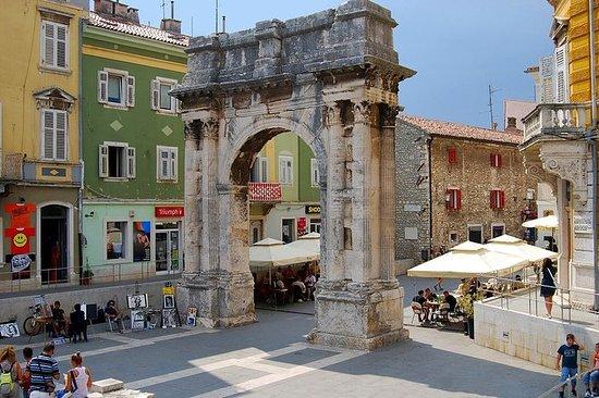 Magisk Istrien Tour (Pula, Rovinj...