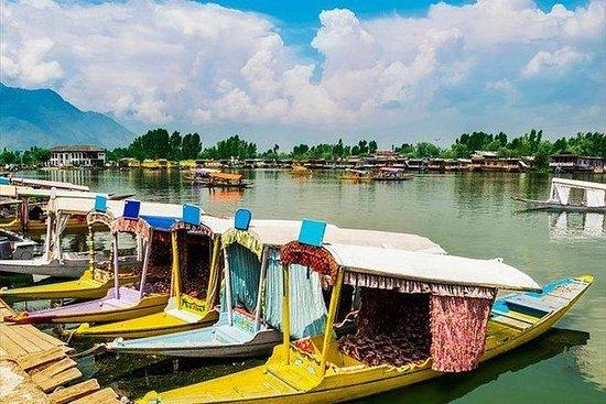 5-Dags Kashmir-tur inkluderer...