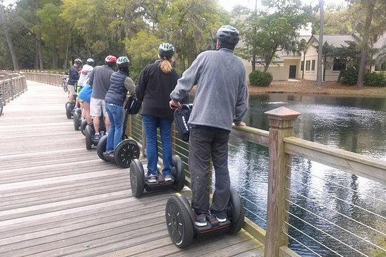 Segway Extended Tropical Pathway Tour