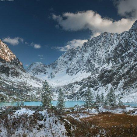 Altai Krai, Russland: Сказочное озеро Куйгук