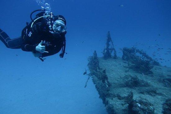 Plongée guidée - 2 plongées