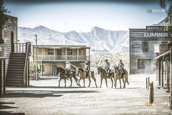 Billet d'entrée à Fort Bravo