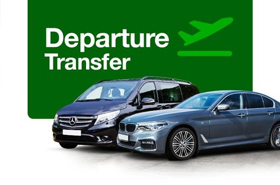 Private Departure Transfer from Port de Pollença to Mallorca Airport
