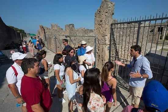 Pompeii og Herculaneum delt liten...