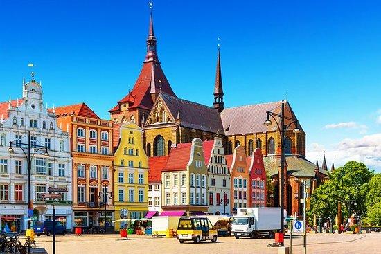 Après-midi balade à bord: Rostock...