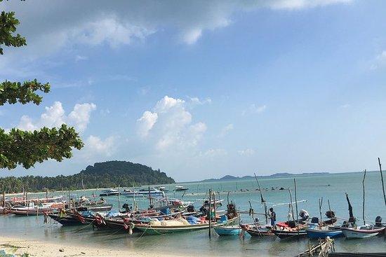 苏梅岛附近的Koh Tan浮潜