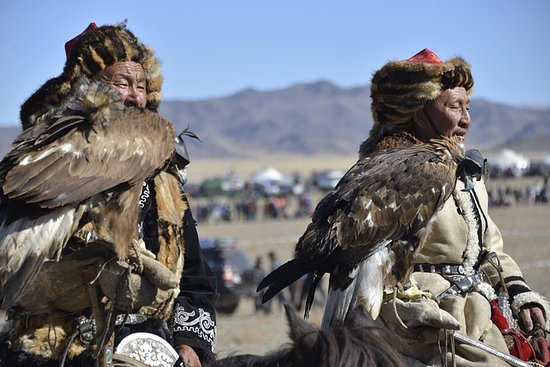 Mongolia Golden Eagle Festival 2019