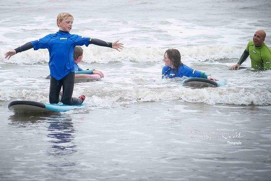 Kids Surf Club (saison estivale)